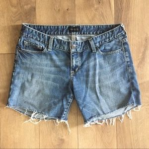 The Limited Denim Shorts - Size 8